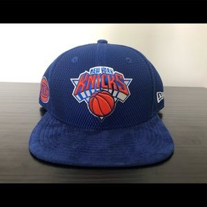 2017 NY Knicks NBA Draft Hat